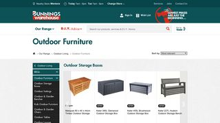 Bunnings Outdoor Frankston