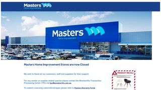 Masters Outdoor Canberra