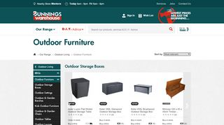 Bunnings Launceston