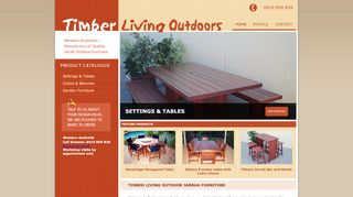 Timber Living Outdoors