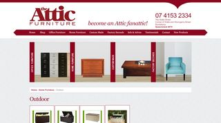 The Attic Furniture
