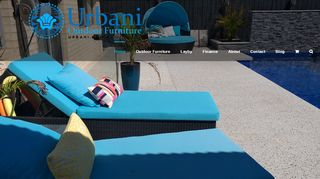 Urbani Outdoor Furniture