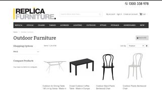 Replica Furniture